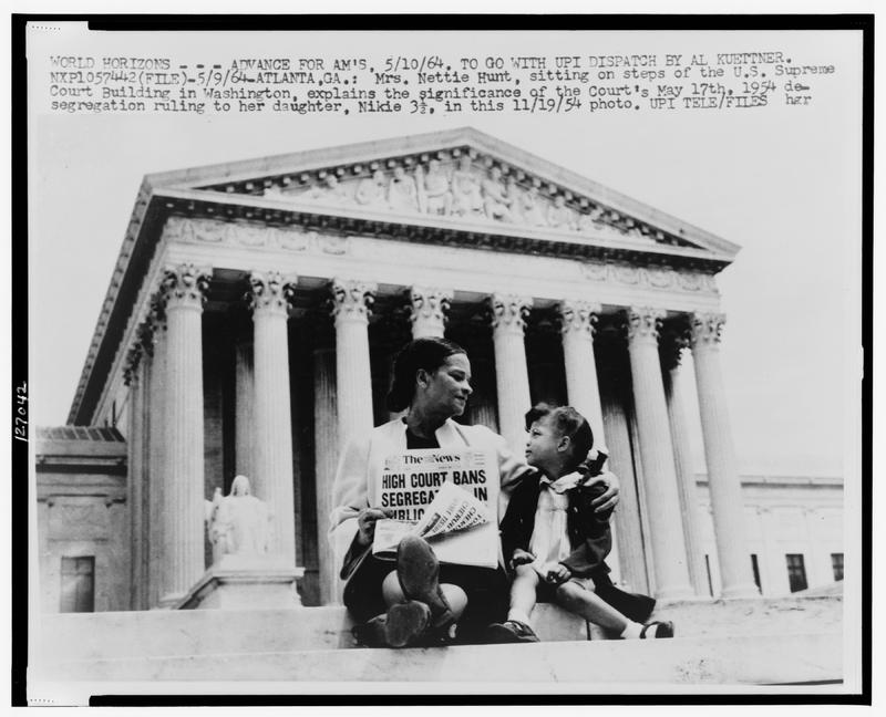 Brown vs. Board of Education, Kansas: A Civil Rights Milestone &lt;br /&gt;<br />