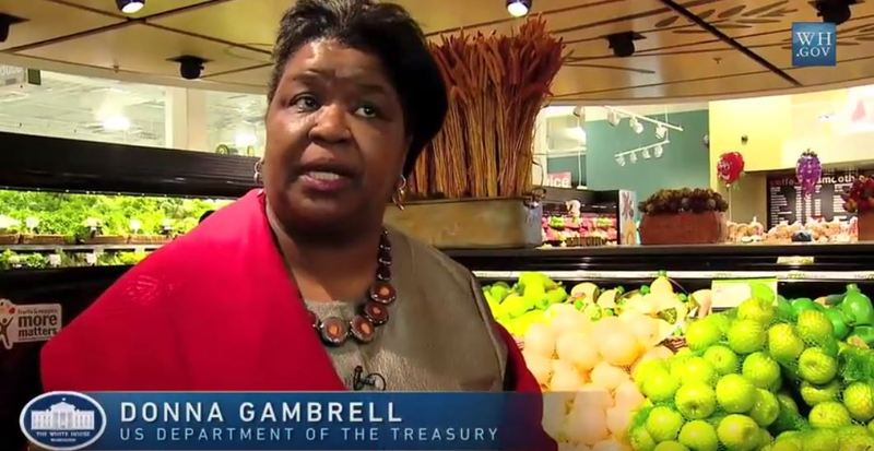"Still from ""Eliminating Food Deserts in America"" video, 2010"