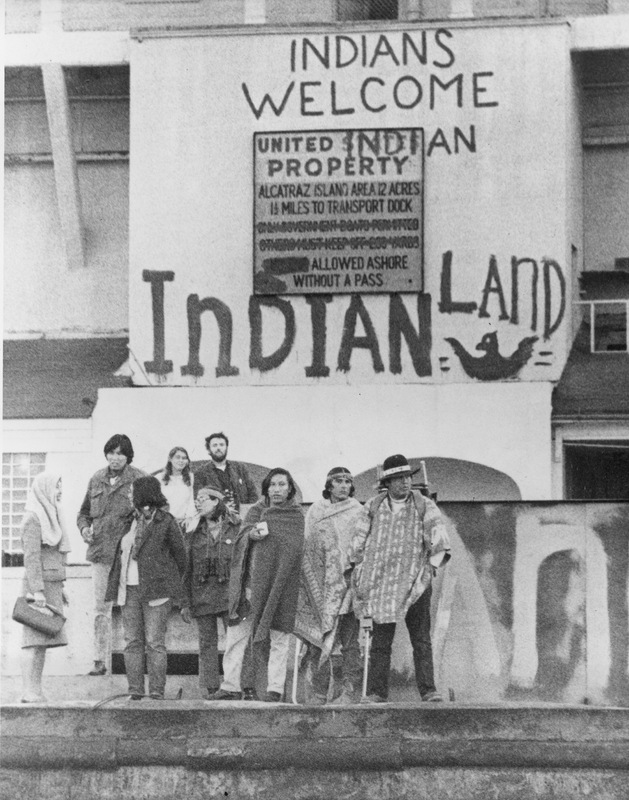 Occupation of Alcatraz, 1969