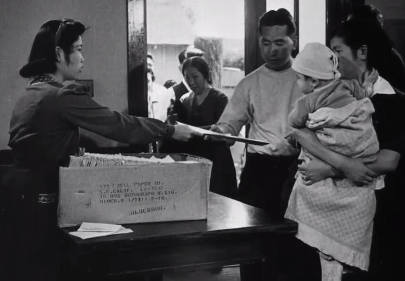 Japanese Relocation (film, 1943)