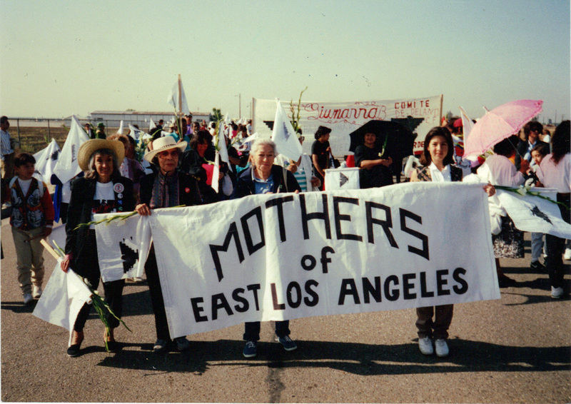 Mothers of East Los Angeles (MELA), late 1980s
