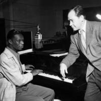Nat King Cole with Johnny Mercer