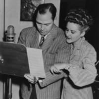 Margaret Whiting with Johnny Mercer