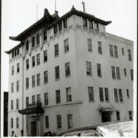 Chinese Hospital, San Francisco, the first Chinese hospital in the U.S., established in 1899