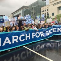 March for Science, Washington, DC, April 22, 2017