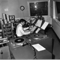 WSB Radio Booth