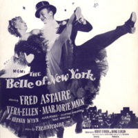"""""""When I'm Out With the Belle of New York"""", The Belle of New York, 1952"""