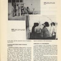 CDC Bulletin article about the environmental sanitation course for American Indians in Phoenix, Arizona, 1952