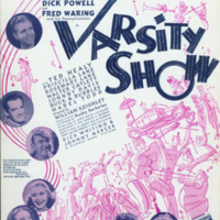 """""""You've Got Something There"""", Varsity Show, 1937"""