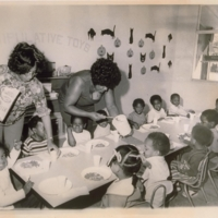 Day Nursery, Hunters Point, 1972