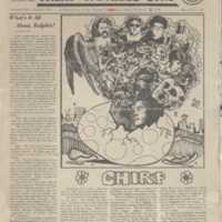 Great Speckled Bird v. 1 no. 1 (March 15, 1968)