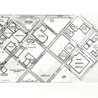 Map of the Hospital & School Campus