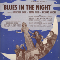 """""""This Time the Dream's On Me"""", Blues in the Night, 1941"""
