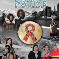 National Native HIV/AIDS Awareness Day flyer