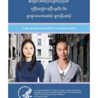 Drugs, Alcohol and HIV/AIDS: A Consumer Guide (Cambodian/Khmer version)