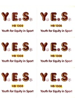 """""""Y.E.S. HB 1308 Youth for Equity in Sport"""""""