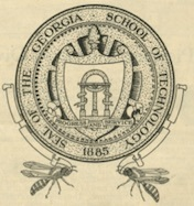 Seal of the Georgia School of Technology