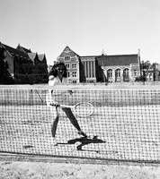 Southern Coach and Athlete [Association]; Coach Keith; Agnes Scott College; Girl