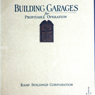 Building Garages for Profitable Operation