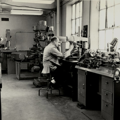 Kell Hall Machine Shop