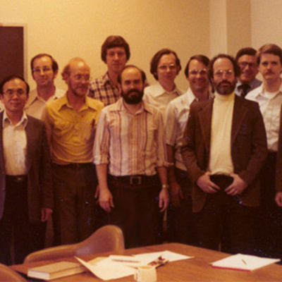 Physics and Astronomy Faculty and Staff, 1979