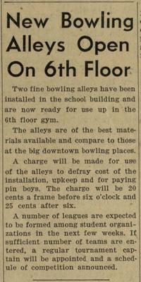University Signal, 1947-01-15